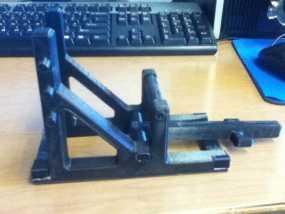石弩 弹弓 3D模型
