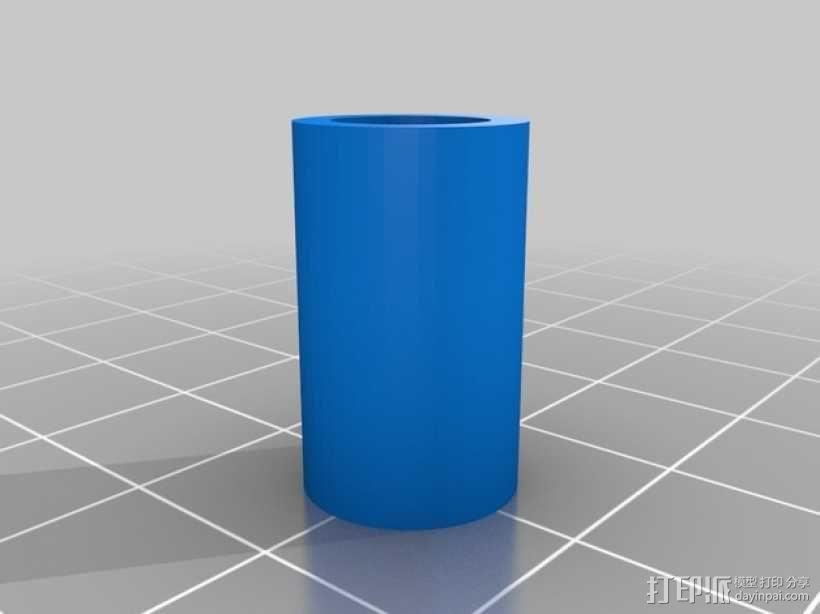 石弩 弹弓 3D模型  图2