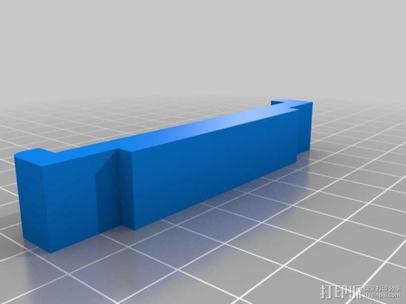 石弩 弹弓 3D模型  图3