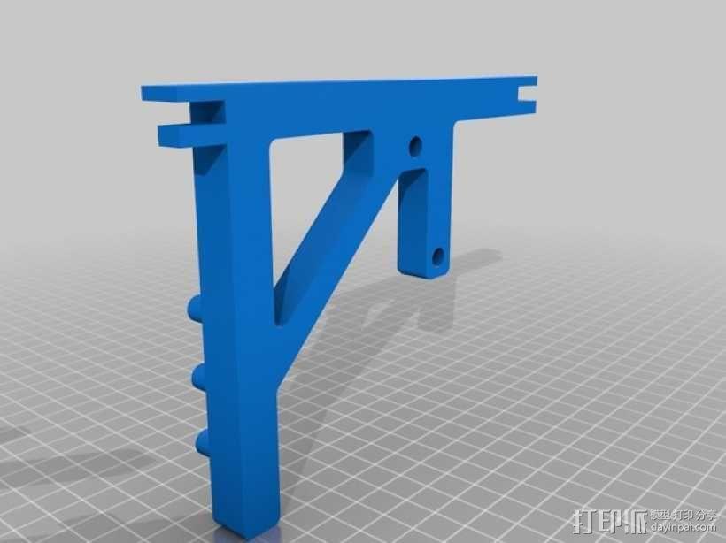 石弩 弹弓 3D模型  图4