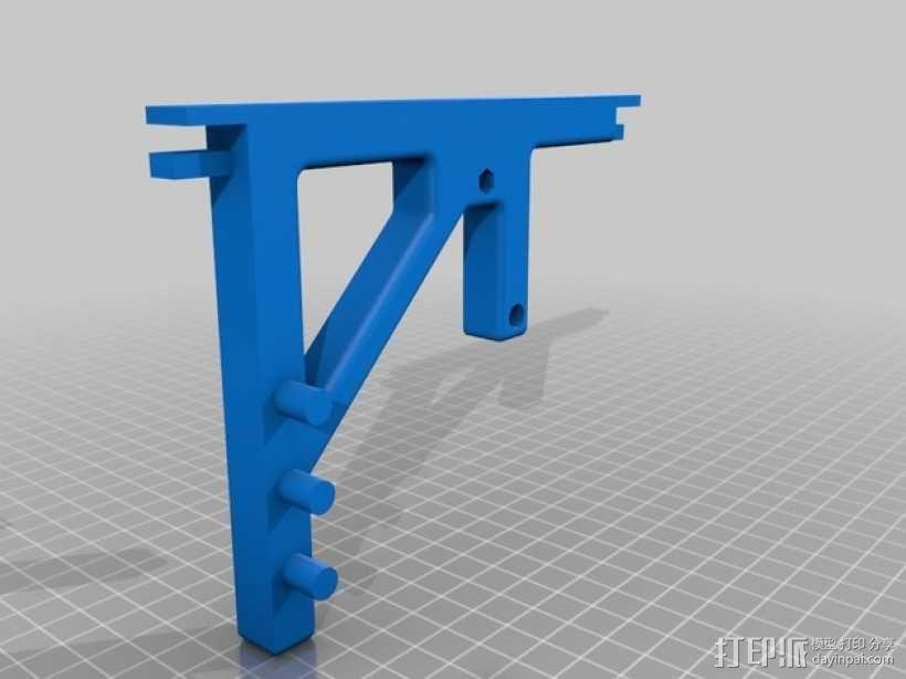 石弩 弹弓 3D模型  图7