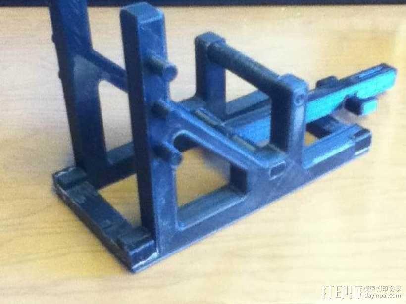 石弩 弹弓 3D模型  图12