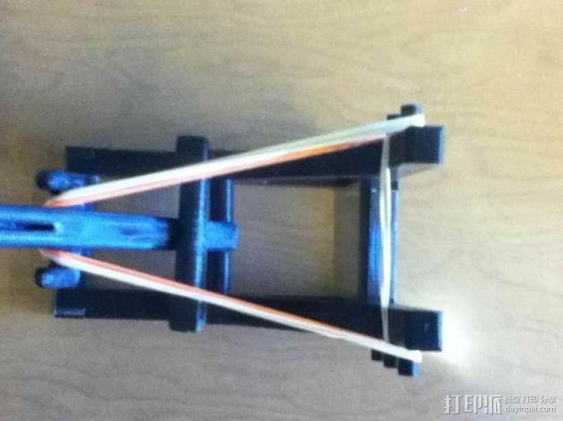 石弩 弹弓 3D模型  图13