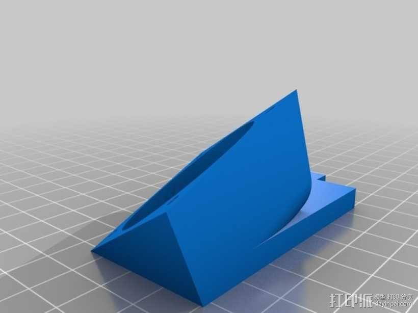 风扇通风导管 3D模型  图5
