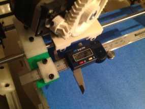 卡规/测径器支架 3D模型