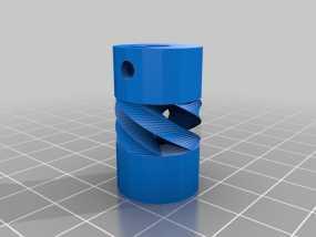 耦合器 3D模型