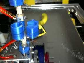 j_Head 喷头支架 3D模型