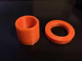 丝锥和板牙 3D模型