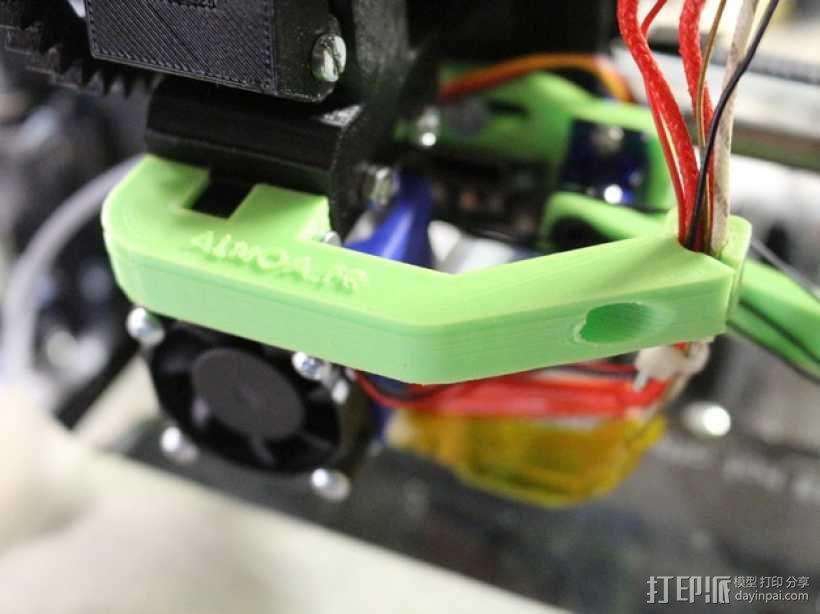 电缆收纳器 3D模型  图1
