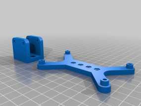 挤压器 3D模型