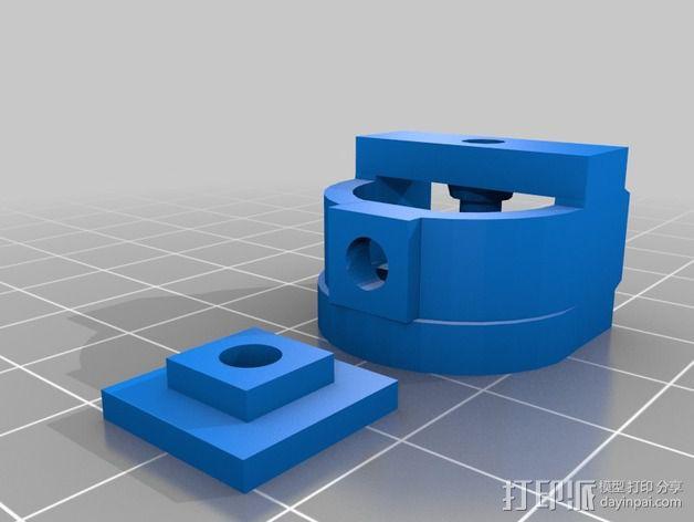 拉紧器 3D模型  图4