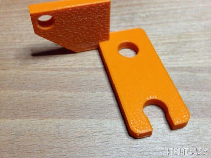传感器 3D模型  图1