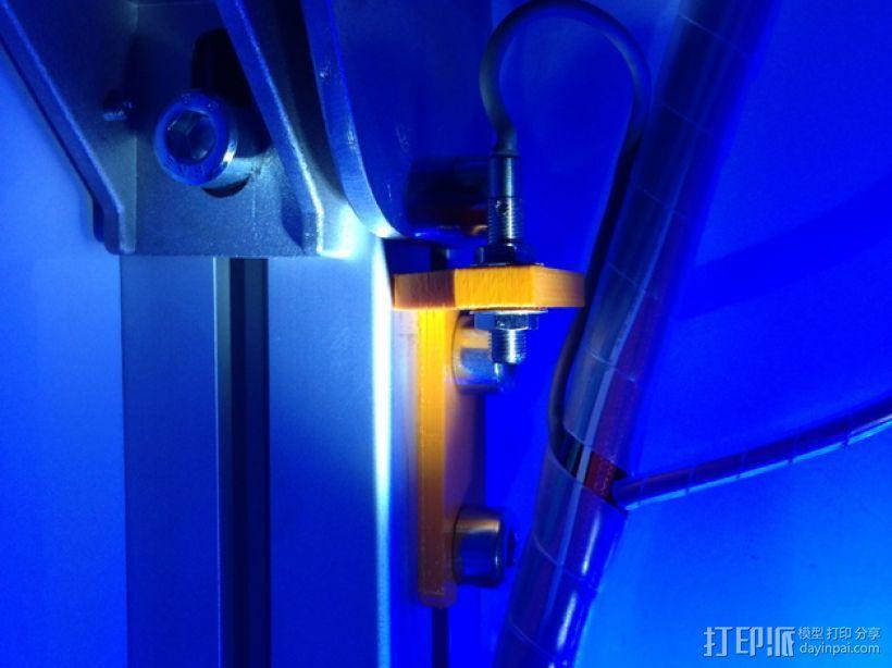 传感器 3D模型  图3