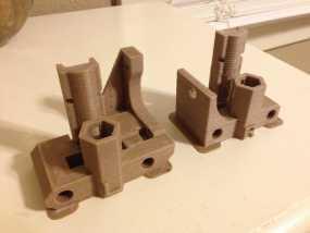 加固器 3D模型