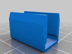 夹子 3D模型