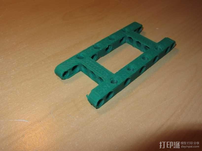 乐高驱动器 3D模型  图3