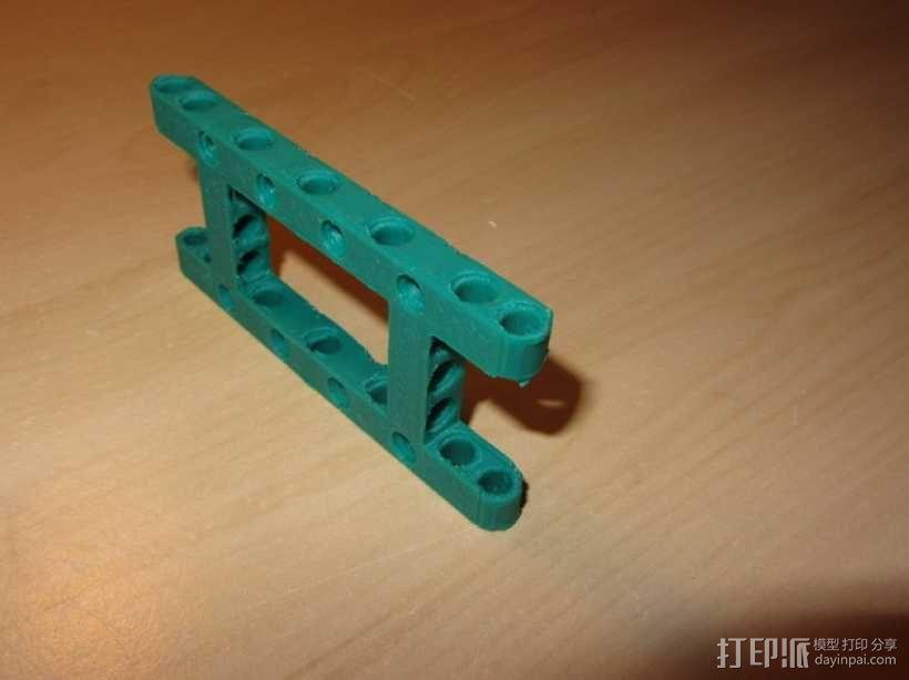 乐高驱动器 3D模型  图4