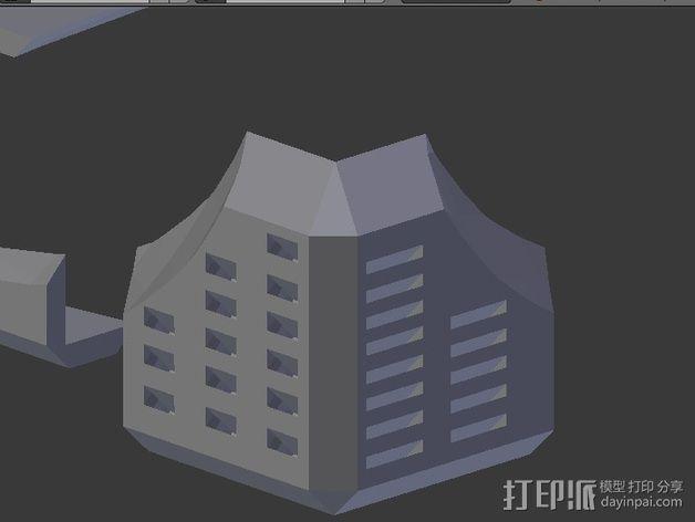 配件 3D模型  图4