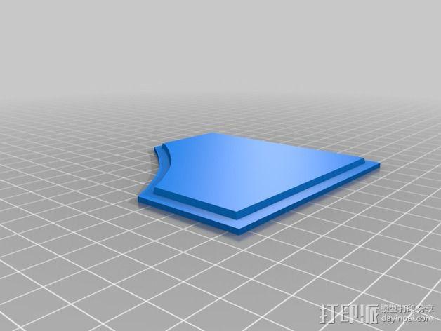配件 3D模型  图7