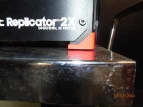 缓冲角垫 3D模型