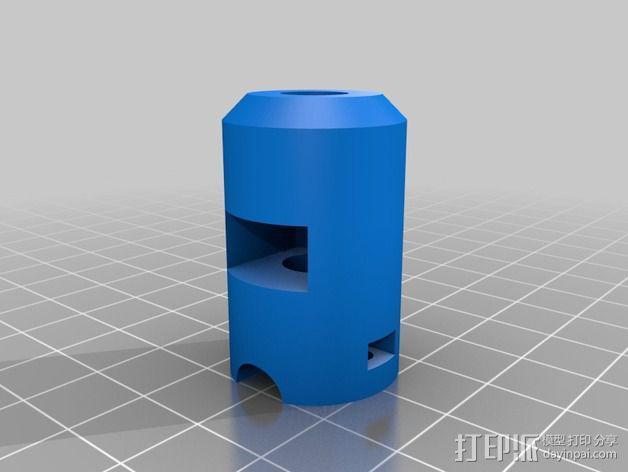 LCD适配器 3D模型  图7