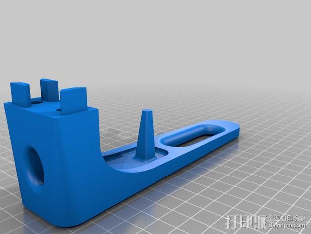 导线器 3D模型  图5