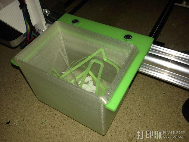 垃圾桶 3D模型  图2