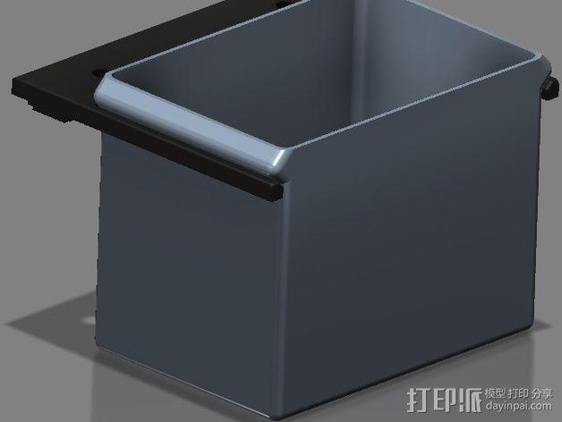 垃圾桶 3D模型  图4