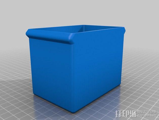 垃圾桶 3D模型  图5