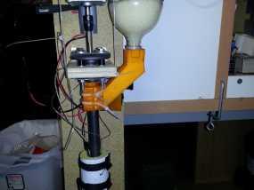 垂直安装适配器 3D模型