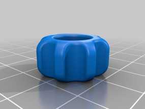 螺栓 3D模型
