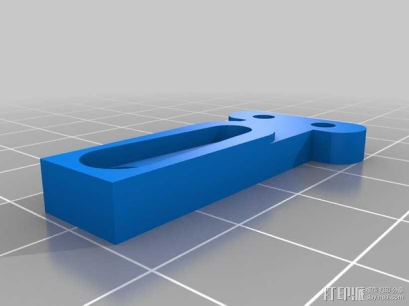 伺服器 3D模型  图1
