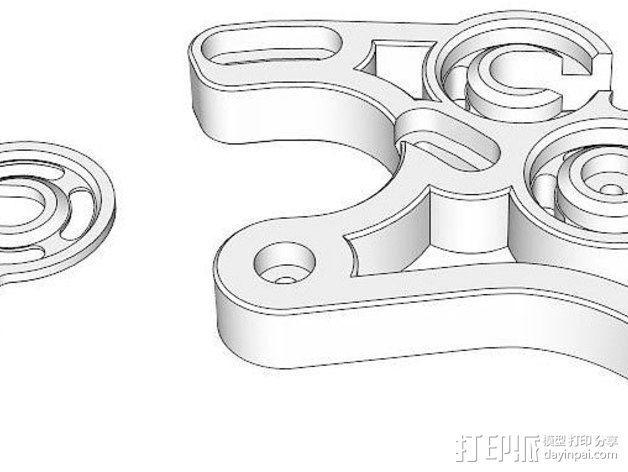 轴承 3D模型  图6