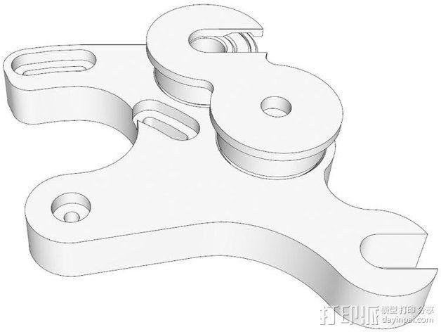 轴承 3D模型  图12