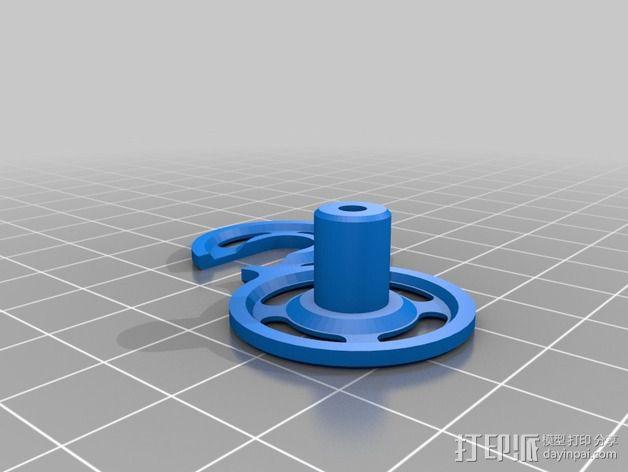 轴承 3D模型  图15
