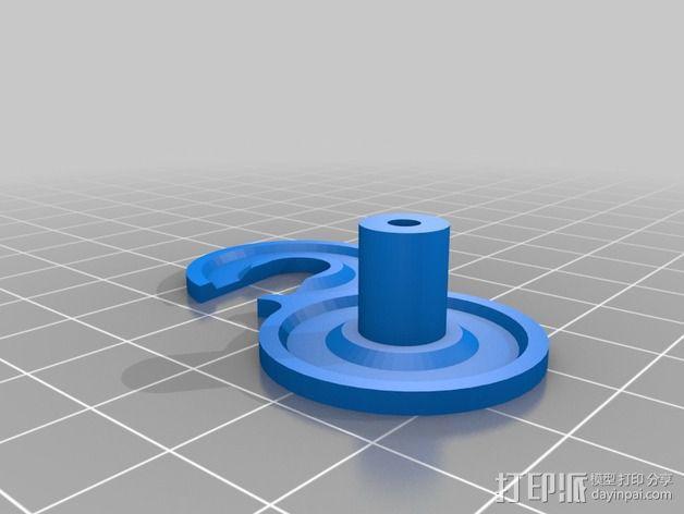 轴承 3D模型  图17