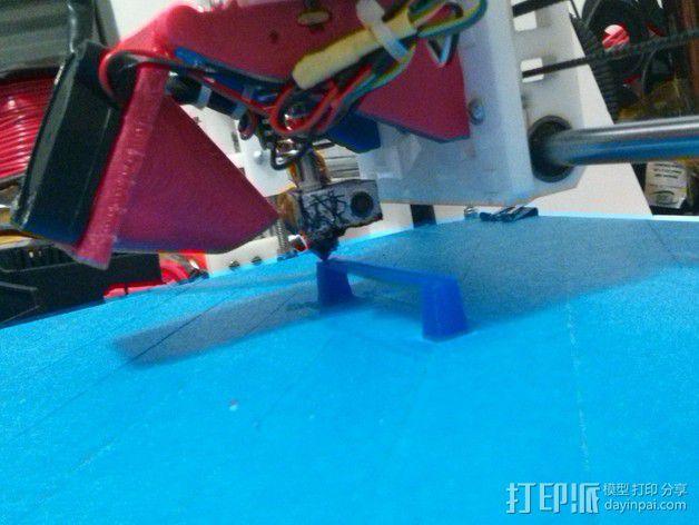 支架 3D模型  图4