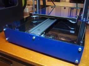 面板 3D模型