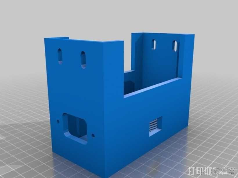 Prusa i3替换电源 3D模型  图1