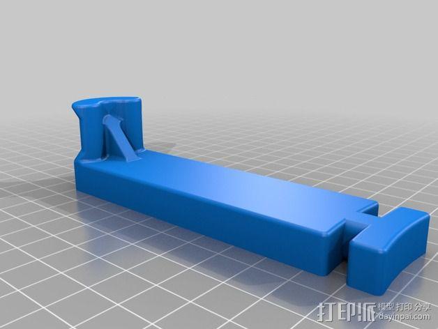 线轴 3D模型  图7