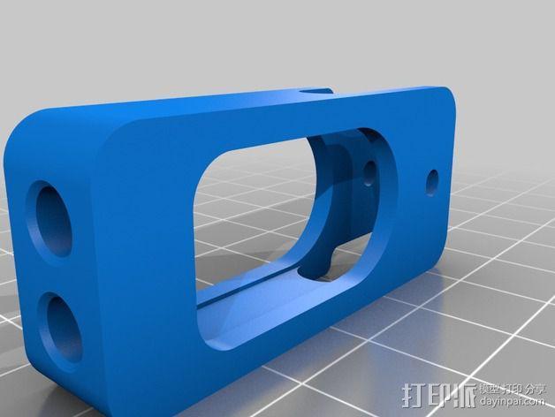 挤出机模型 3D模型  图4