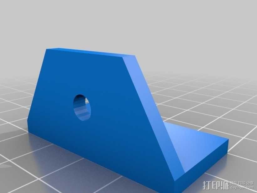 3D打印机框架 3D模型  图6