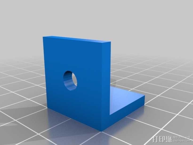 3D打印机框架 3D模型  图5