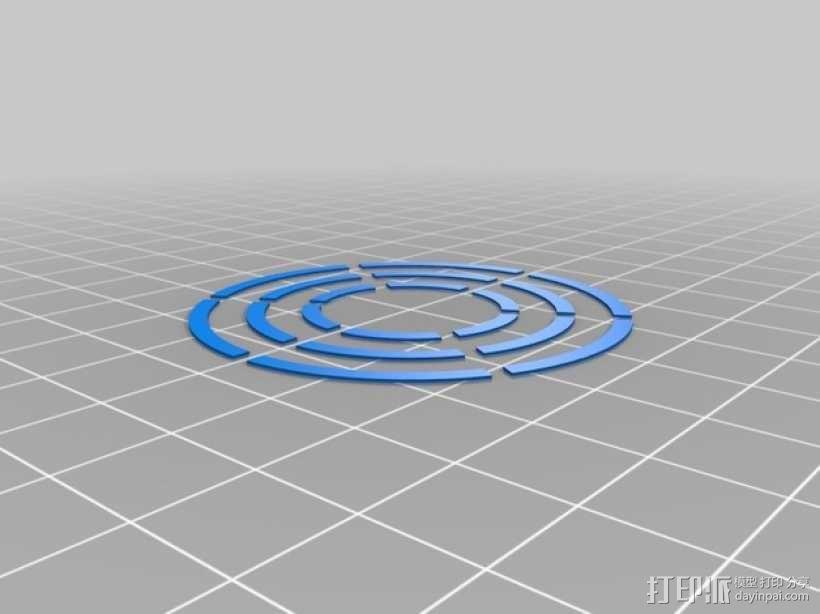 校准 3D模型  图2