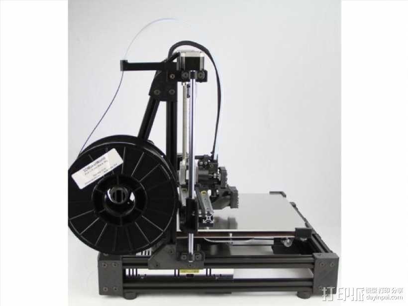 3D打印机 3D模型  图2