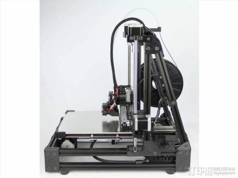 3D打印机 3D模型  图3