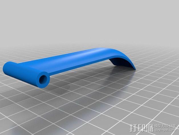除尘器 3D模型  图2