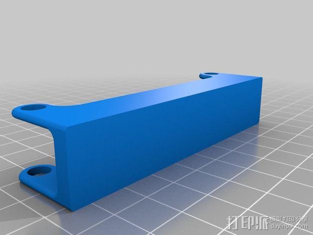通用线轴架 3D模型  图5