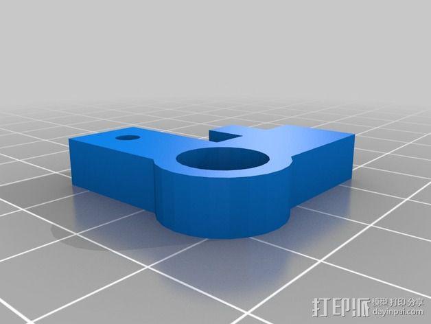挤出机 3D模型  图5
