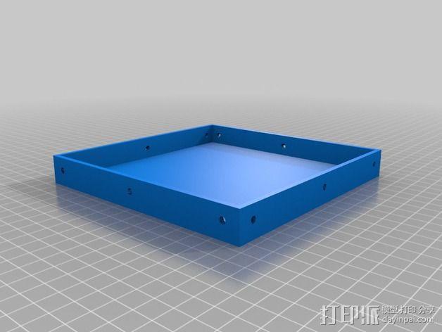 排烟管 3D模型  图5